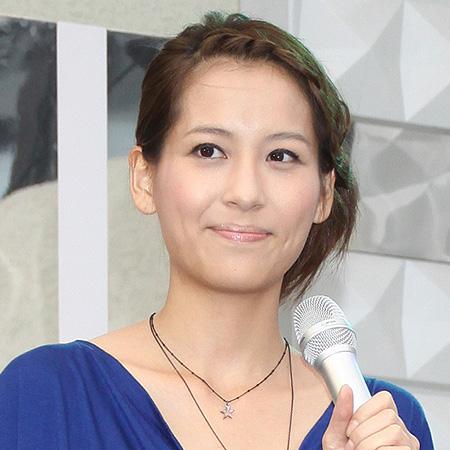 モデル時代の青木裕子