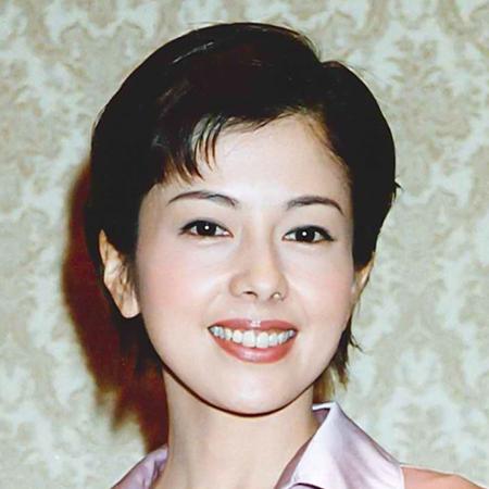 髪のアクセサリーが素敵な沢口靖子さん