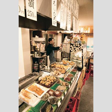 【一杯酒場】大阪・尼崎「立呑処 中島南店」
