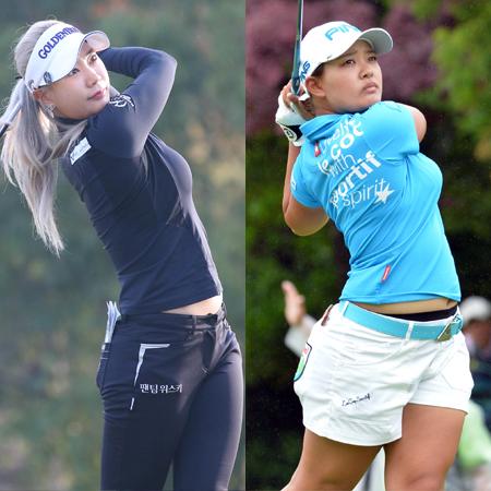 日本美女ゴルファー、「韓国軍団を駆逐」パワーの秘密を徹底レポート大 ...