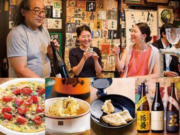 愛される酒場の条件【7】酒縁川島