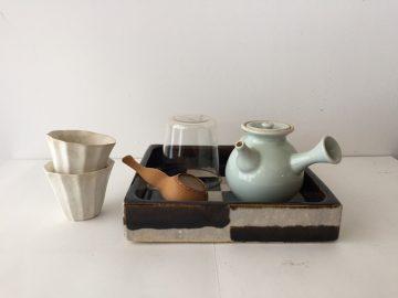 郡司庸久さんの急須でいただく、台湾茶の楽しみ【モノ好きの食卓02】