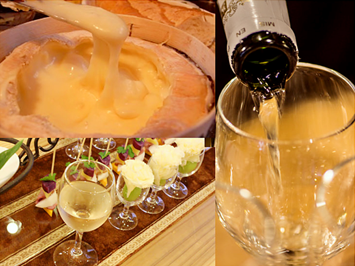とことんこだわるチーズの会@マヴィ赤坂本店