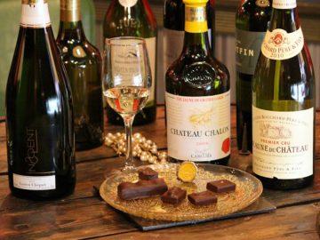 フランス人間国宝のショコラとワインのマリアージュが楽しめるギフトセット発売@神宮前