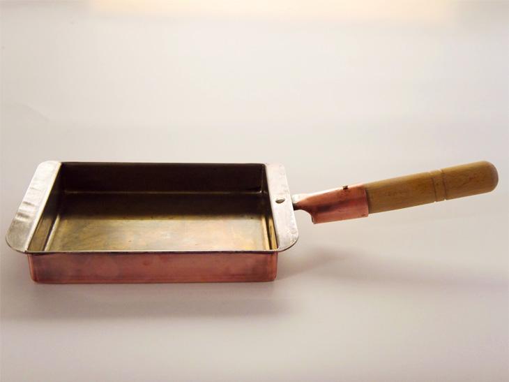 """「銅製たまご焼き器」で、話題の""""だし巻きたまごサンド""""が、プロの味になる。【ザ・キッチン道具マスター06】"""