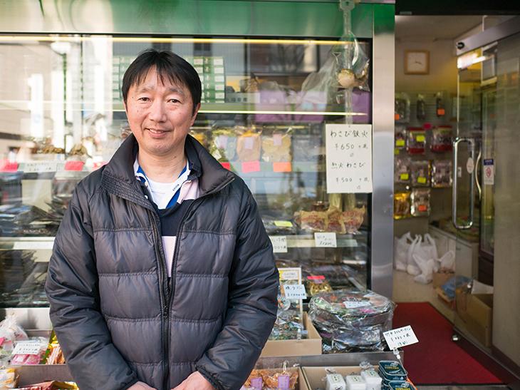 とても優しく取材に応えてくれた社長の岡田さん