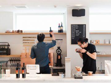 「IT×スペシャルティコーヒー」の世界観を体現。元・Googleのトップマーケターが仕掛けるニュータイプのカフェが誕生!