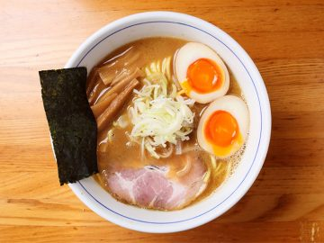 田中一明のラーメン官僚主義!【第13回】麺屋はし本【中野】