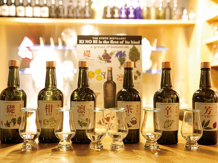 .この6種類の原酒をどう組み合わせるのかがブレンダーの腕の見せどころ