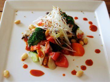 09話【ベジつまみ】カラフル蒸し野菜のコチュジャンソース|ピリリと辛い野菜で、5月病を吹き飛ばす!という話