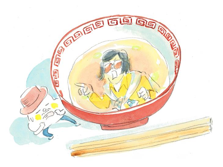 マッキー牧元の【記憶の三ツ星食堂04】心のご馳走だった東京ラーメン|「温州軒」