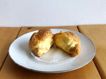 古典スイーツの銘品「小川軒」のシュークリーム【モノ好きの食卓08】