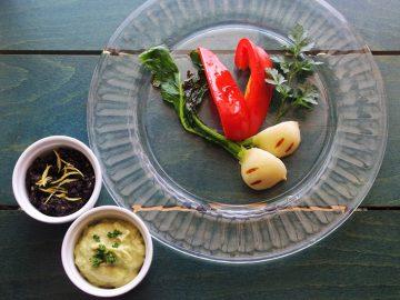 11話【ベジつまみ】カブのグリル 2種の特製ディップ添え|野菜をおいしくする万能ディップに感動した話
