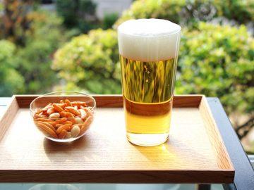 ビールが100倍旨くなる、松徳硝子の「うすはり」【モノ好きの食卓】