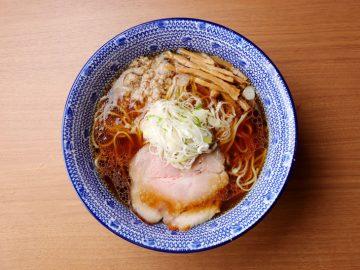 「鴨だしラーメン」の最高峰『麺屋 福丸』は必食の旨さ!|田中一明のラーメン官僚主義!