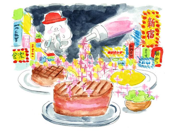 マッキー牧元の【記憶の三ツ星食堂】新宿に潜む、肉焼き名人|「洋風居酒屋ジョンダワー」