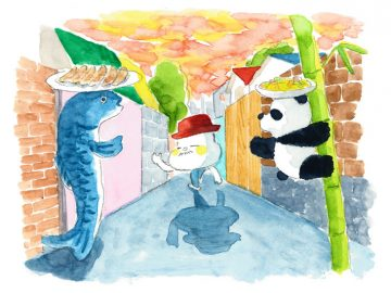 マッキー牧元の記憶の三ツ星食堂|京都「草魚」の思い出