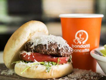 「イタリアンハンバーガー」って何? 代官山発の人気イタリアンバールが赤阪に誕生!