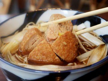 「コロッケそば」は高級料理だった!?銀座でそのルーツを味わってきた!