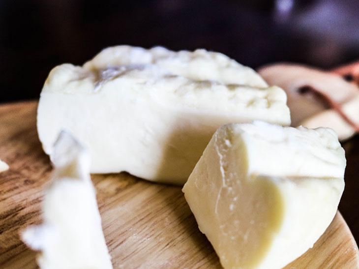 「小栗チーズ工房」のウォッシュチーズ|北海道チーズ見聞録
