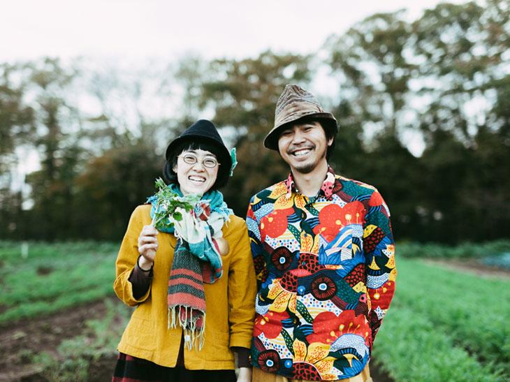 カフェを担当する妻・ケイコさんは、タカシさんとは大学の同級生であり、前職はグラフィックデザイナー。キッチンカーでのイベント出店やカフェのレシピ開発、催しの企画など、発信面から「キレド」の活動を支える。ともに料理好き。