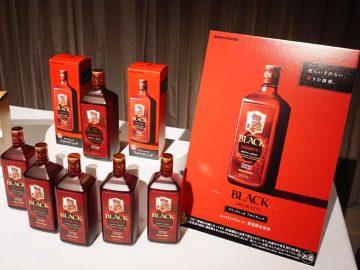 真紅の見た目が美しい!数量限定『ブラックニッカ アロマティック』登場!晩秋から冬にかけて飲みたい理由とは?