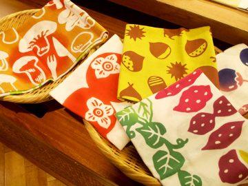 拭く、巻く、集める? 横浜中華街で楽しむ「手ぬぐい」の味覚狩り!