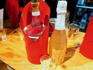 """氷点下で楽しむ""""スパークリング日本酒""""が限定発売!クリスマスに飲みたい「白那-HAKUNA-」って何?"""
