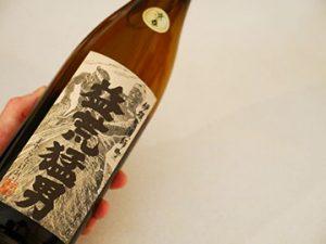 益荒猛男(純米原酒)720ml