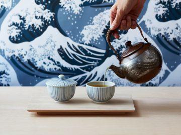 ソーダやラテで日本茶が楽しめる!新感覚の日本茶専門店「八屋」が千駄ヶ谷にオープン