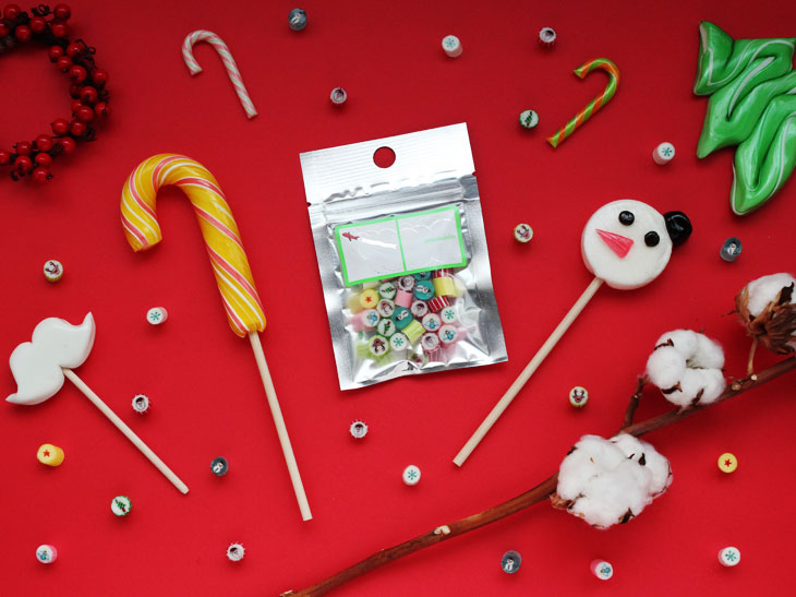 食べられるオーナメント?今年のクリスマスはキャンディで飾り付けもいいかも!