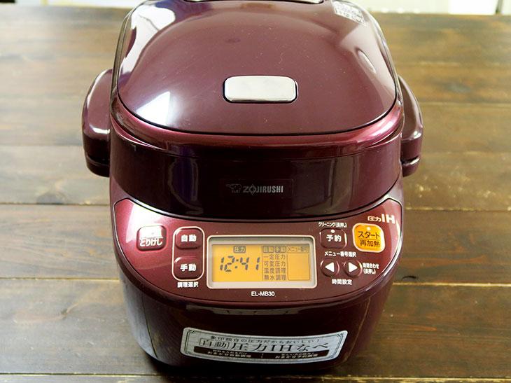 最高に旨い豚の角煮が作りたい? 象印の「EL-MB30」なら、定番煮込み料理を簡単においしくできますよ!