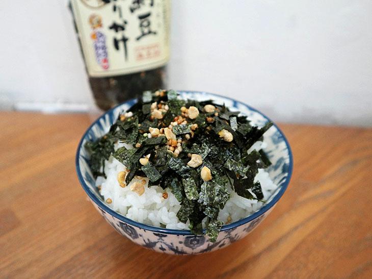 「納豆ふりかけ」324円