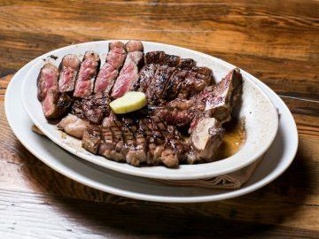 ステーキ500gが3980円の最強コスパ! 窯焼きステーキ&バルが恵比寿に誕生