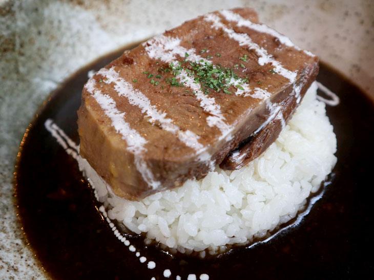 「特選牛タンカレー」1,900円