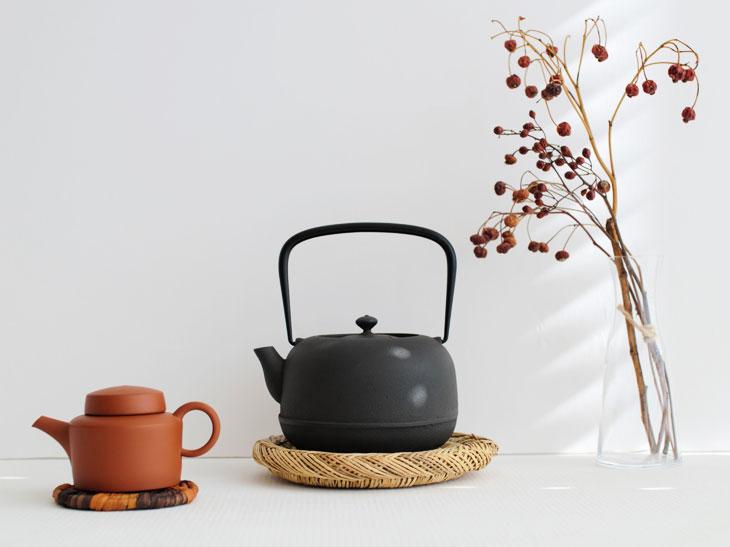 「鉄瓶」を使うと普段のコーヒーやお茶が格段においしくなる理由は?