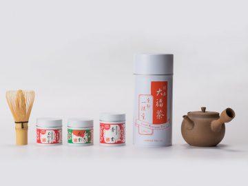 お正月にいただく縁起のいい特別なお茶「大福茶(おおぶくちゃ)」とは?