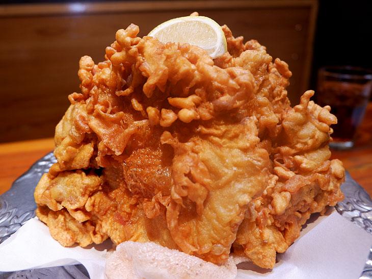 『伝説の若鶏唐揚』の若鶏唐揚はレシピから伝説級だった
