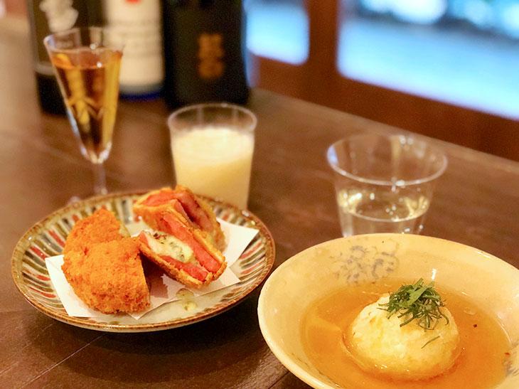 に 合う 料理 日本酒