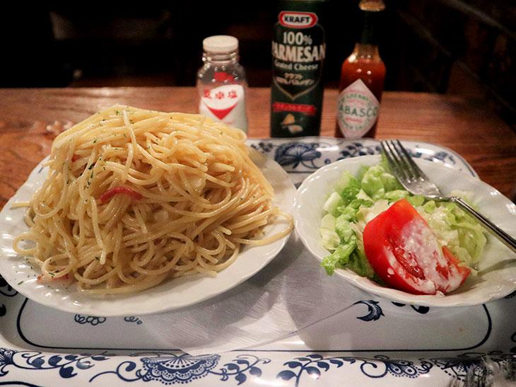 「イタリアン」700円(サラダ付き)