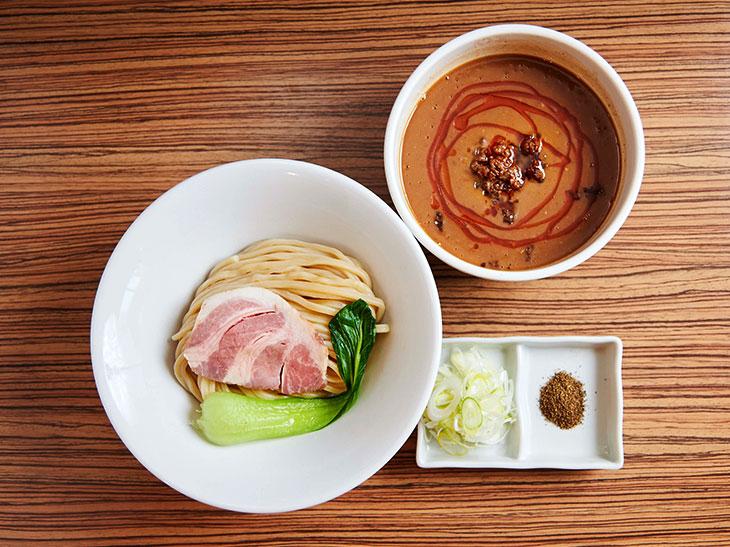 濃厚坦々つけ麺900円