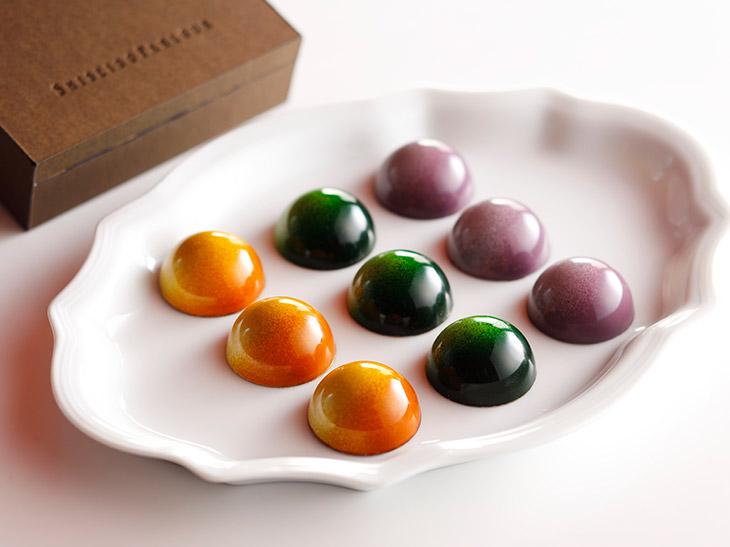 『資生堂パーラー銀座本店』に登場した限定ショコラが美しすぎる!