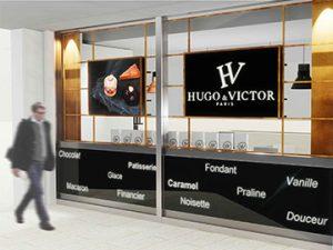 HUGO & VICTORアトレ恵比寿店