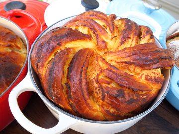 「ル・クルーゼ」とパリ生まれのブーランジェリーがコラボ!今しか食べられない絶品パンを限定販売