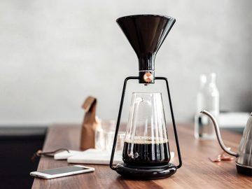スマホを使ってコーヒーメインキング。コーヒー作りにもハイテクの波到来!
