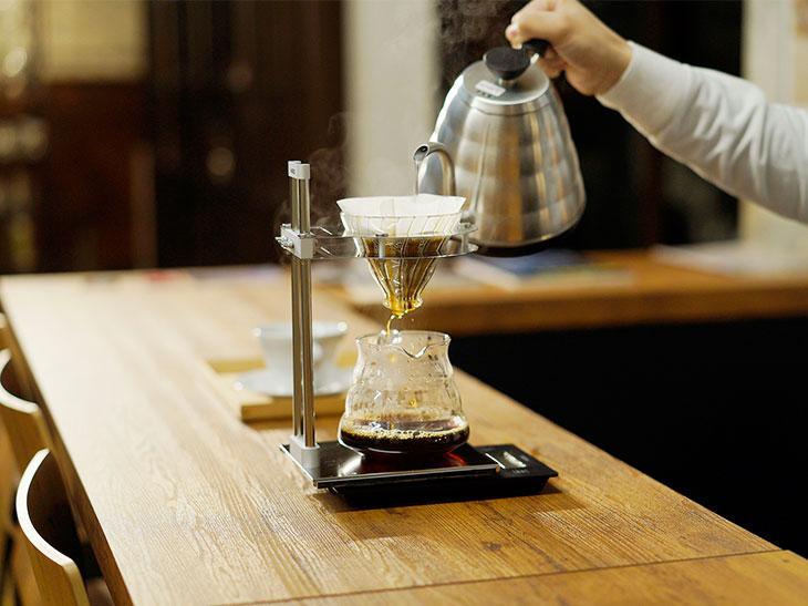 道具 コーヒー ハンド ドリップ ハンドドリップコーヒーのための道具たち。