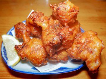 愛媛・今治のご当地からあげ「せんざんき」を渋谷で食べてきた