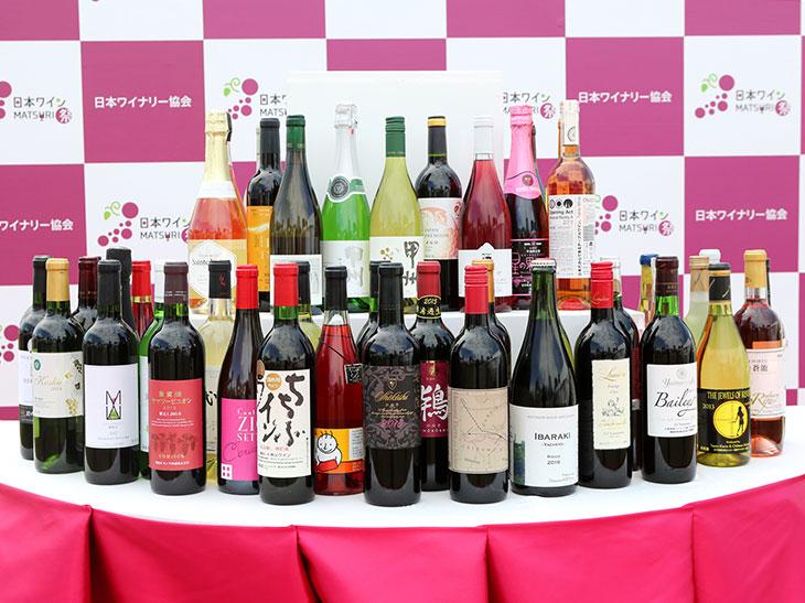 全国のワインを飲み比べ! 日本最大級の日本ワインの祭典が13日から開幕