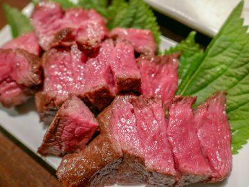 肉好きの憧れ! 赤身肉の名峰『吉祥寺 肉山』に登ってきた