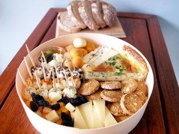 お花見やピクニックが盛り上がる! チーズ専門店『mikoto』のお花見チーズBOX